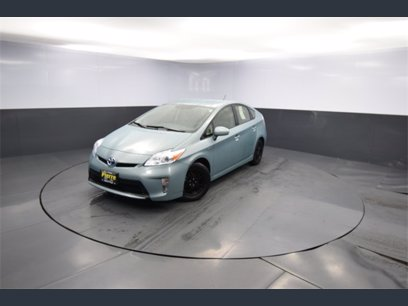 Photo Used 2015 Toyota Prius Three for sale