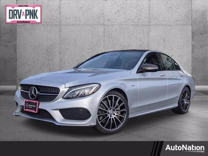 Photo Used 2016 Mercedes-Benz C 450 4MATIC Sedan for sale