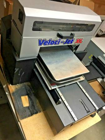 Photo Veloci Jet XL DTG ink printer - $2999 (Everett)