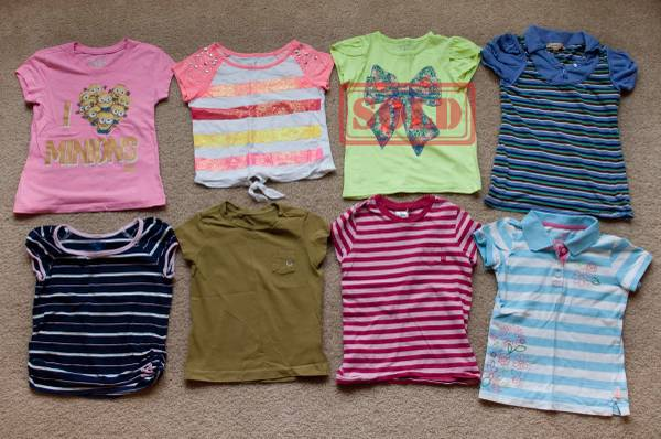 Photo GIRLS clothing size 6  small - $1 (Snoqualmie)