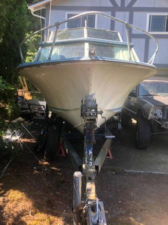 Photo boat project - $1,000 (Everett)