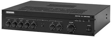 Photo new Mackie Industrial AM 4120 P.A. Amplifier Made in Italy - $150 (Edmonds)