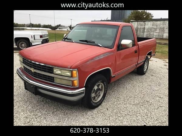 Photo 1993 Chevrolet Silverado C1500 PRICE REDUCED - $3250 (Fredonia)