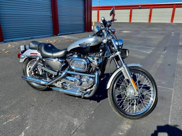 Photo 2003 Harley-Davidson Sportster 1200 (ANNIVERSARY EDITION) - $5,100 (SPRINGDALE)