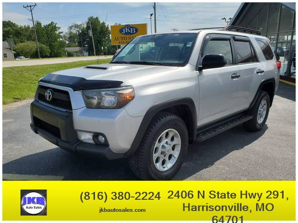 Photo 2012 Toyota 4Runner Trail Sport Utility 4D Easy Finance - $22500