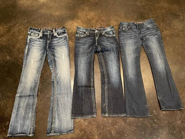 Photo 3 Pair of Rock Revival Size 29 all for $90 - $90 (Stillwater)