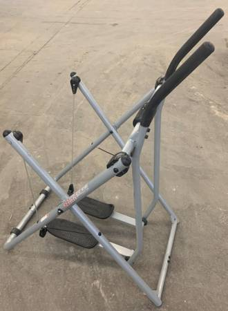 Photo GAZELLE EDGE GLIDER WORKOUT MACHINE - $30 (Coffeyville)