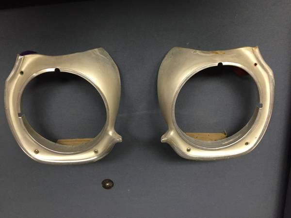 Photo Head Light Rings 197039s Ford Maverick - $35 (Parsons)
