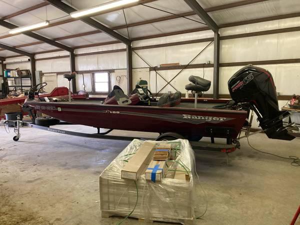 Photo Ranger Boat RT188 - $24,900 (Mountain Home)