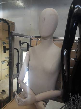 Photo Upper Female Mannequin - $150 (Conway Springs)
