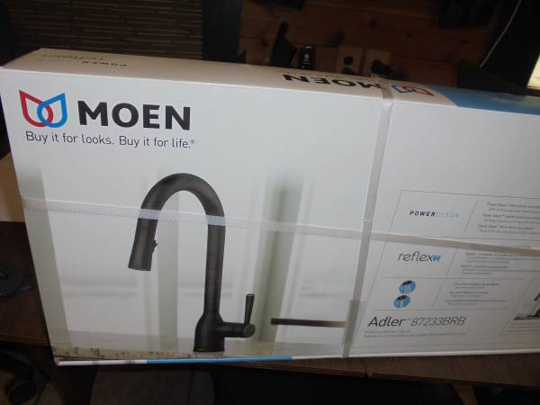 Photo (10) Moen Kitchen faucets - $110 (Patton mo.)