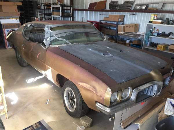 Photo 1970 Pontiac Lemans - $1700 (Perryville, MO)