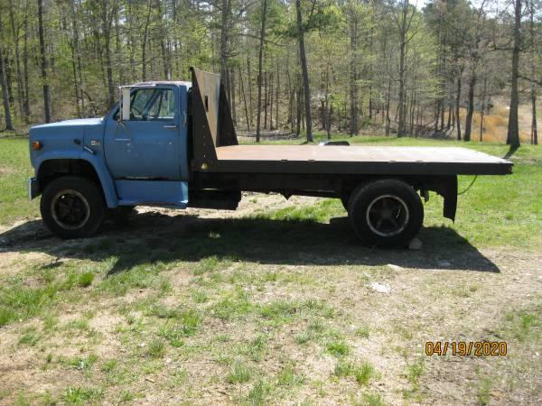 Photo 1986 chevy dump bed - $3,250 (ellington)