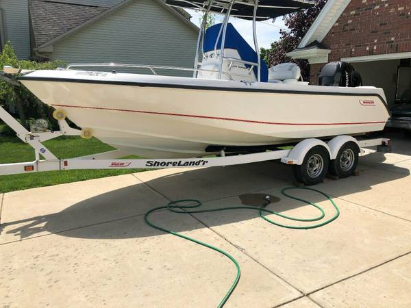 Photo 2006 boston whaler outrage center console t top  - $22,000