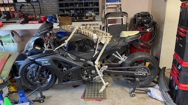 Photo 2008 SUZUKI GSXR 1000 - $3,800 (Bartlett)