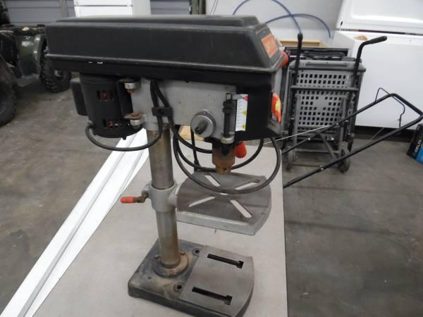 Photo Craftsman Table Top Drill Press - $90 (Cape Girardeau)
