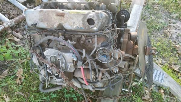 Photo Engine 302 Ford - $150 (Poplarbluff Missouri)