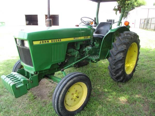 Photo John Deere 950 Tractor--Diesel - $6,500 (Sikeston, MO)