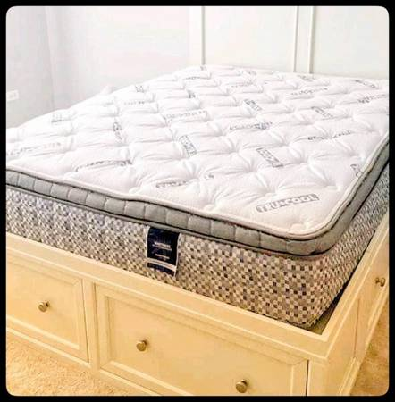 Photo King Queen Twin Full Mattress for Sale ($40 Down Take Home Today) - $40 (Mountain Home, AR)