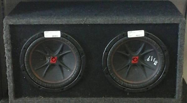 Photo Q Power 12 inch Sub Box - $149 (Bestpawn)