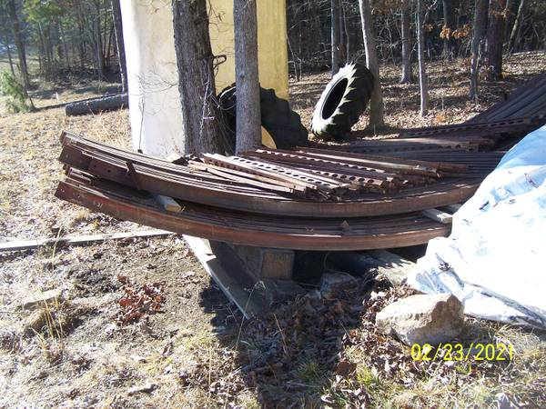 Photo Quonset Building Frame - $1,800 (Williamsville)