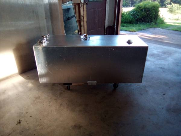 Photo RDS diesel fuel transfer auxiliary tank - $575 (Fredericktown)