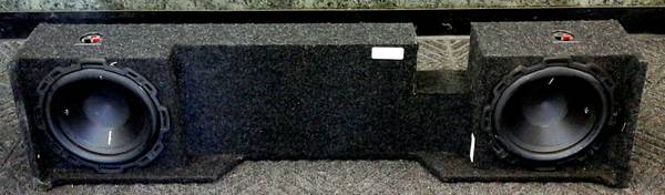 Photo Rockford Fosgate P1 - 8 inch Truck Box - $149 (Bestpawn)