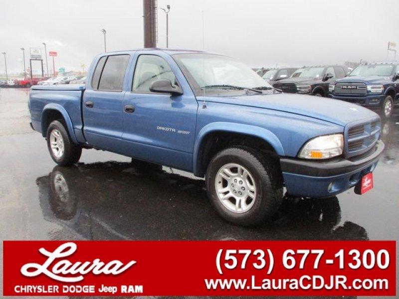 Photo Used 2002 Dodge Dakota Sport for sale