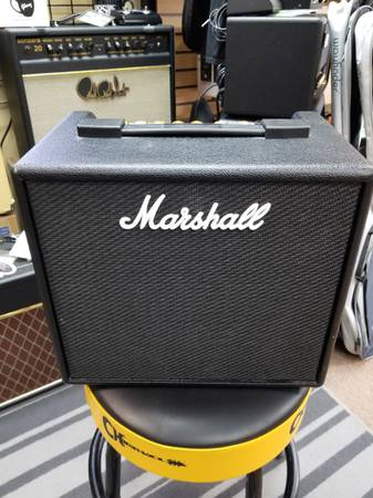 Photo Used s and pedals Marshall, Boss, EHX , Orange (Bartlett, TN)