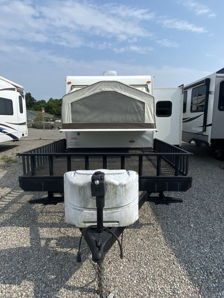 Photo Used 2014 Forest River Travel Trailer RV