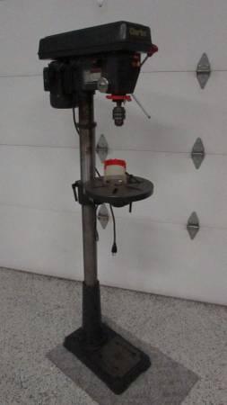 Photo drill press floor model - $200 (paducah, ky)