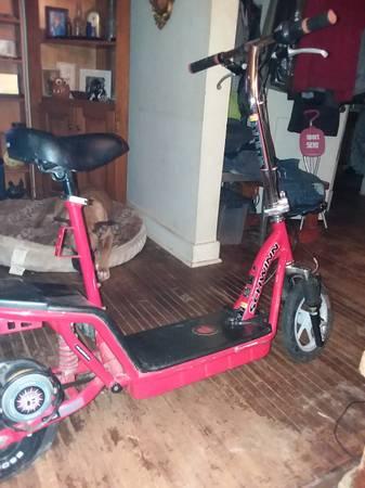 Photo electric SCHWINN scooter - $60 (Memphis)