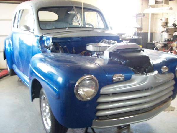 Photo 1947 Ford Coupe - $15000