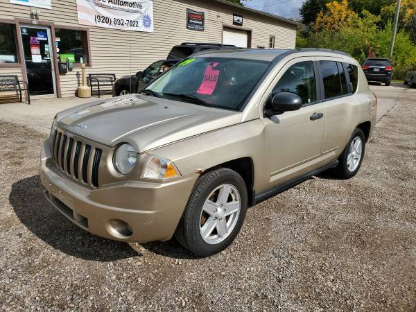Photo 2009 Jeep Compass - $3,900 (Plymouth)