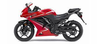Photo 2012 Kawasaki Ninja 250R Red Motorcycle - $3,000 (Sussex)