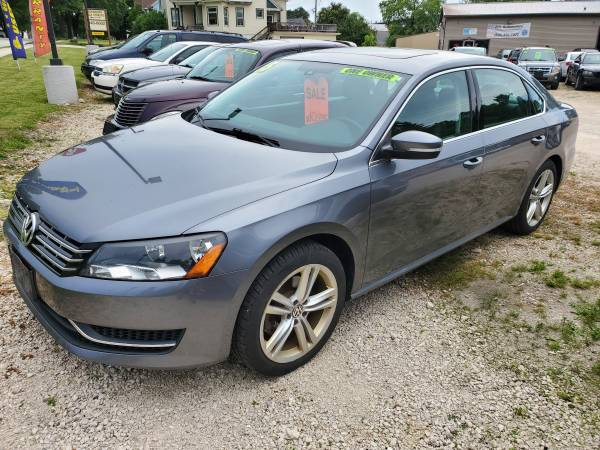 Photo 2015 VW Passat TDI, One-owner, loaded with options - $10400 (Plymouth)