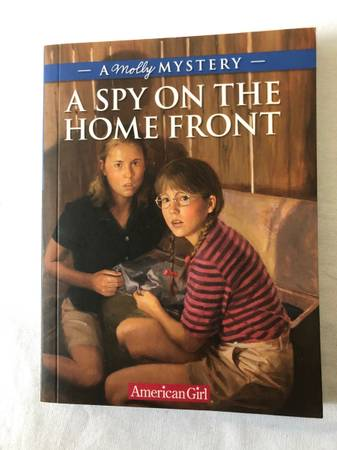 Photo American Girl A Molly Mystery A Spy On The Home Front Brand New Paperb - $6 (Wauwatosa)