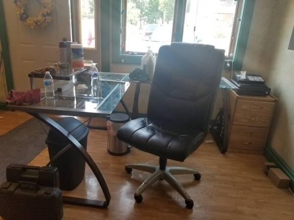 Photo Beauty salon equipment (cascade)