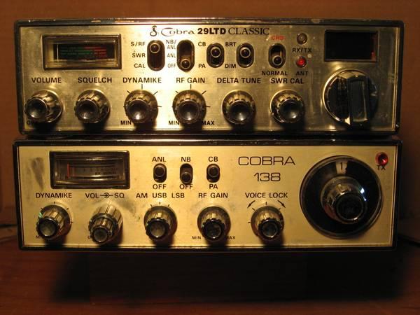 Photo Cobra CB Radios - $15 (Elkhart Lake)