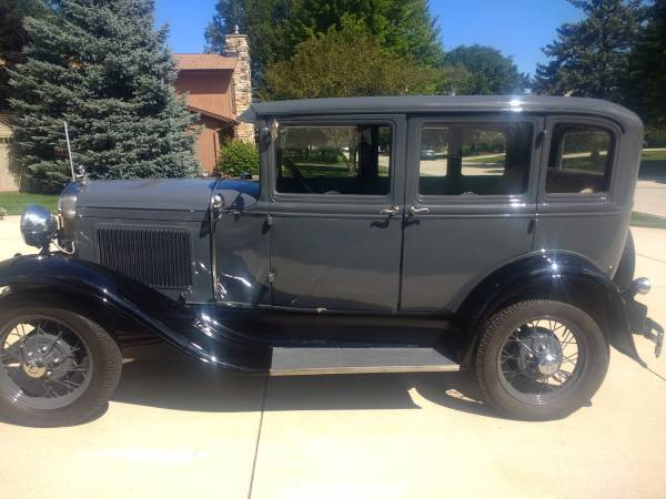 Photo For sale Ford Model A BODY ONLY - $6,500 (Sheboygan Falls)