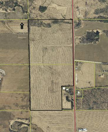 Photo L-9112 74 ACRES OF HIGHLY PRODUCTIVE FARM LAND (State HWY 110)
