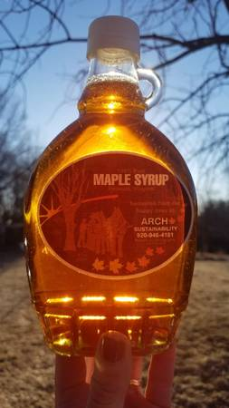 Photo Local Pure Maple Syrup - $8 (plymouth)
