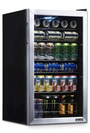 Photo NewAir Beverage Refrigerator Cooler with 126 Can Capacity - Mini Bar Beer Fridge - $300 (Milwaukee)