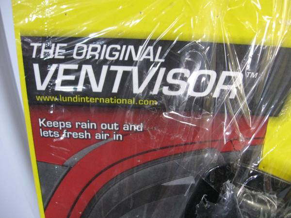Photo New VENTVISOR Window Vents Fits 2004-2014 FORD F150 Extended Cab Truck - $35 (Elkhart Lake)
