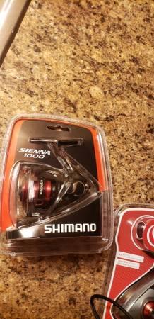Photo Shimano fishing reel - $25 (Sheboygan Falls)