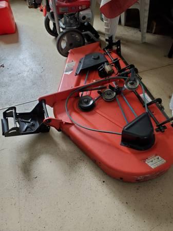 Photo Simplicity Mower Deck 50quot - $500 (Cedar Grove)