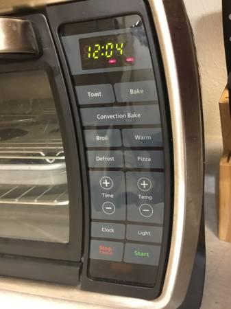 Photo Toaster oven - $45 (Sheboygan)