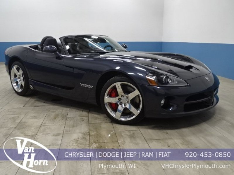 Photo Used 2006 Dodge Viper SRT-10 Convertible for sale