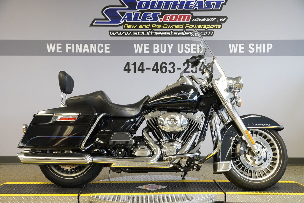 Photo 2012 Harley-Davidson FLHR - Road King $11799