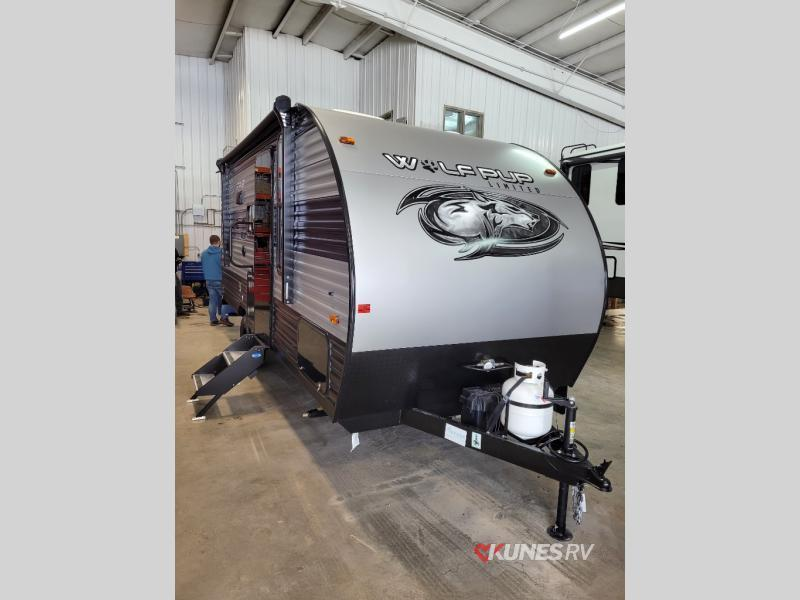 Photo 2021 Forest River Rv Cherokee Wolf Pup 17JG $16588